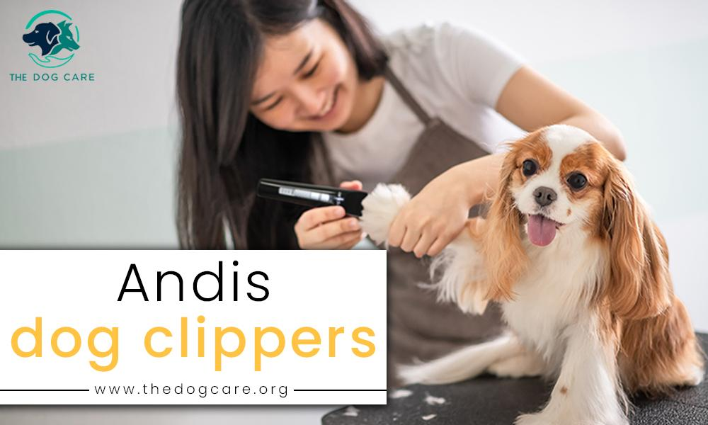Andis dog clippers